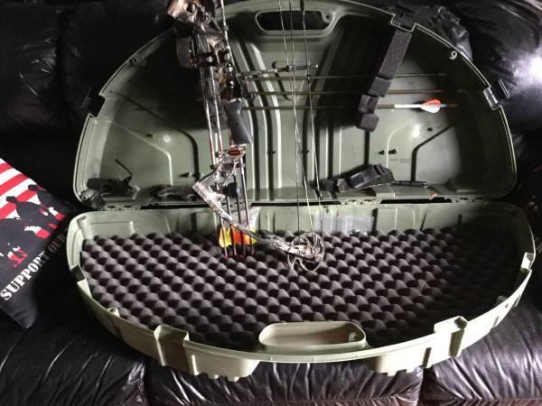 Parker Hornet 2 Plus Compound Bow - $375 (Andalusia)