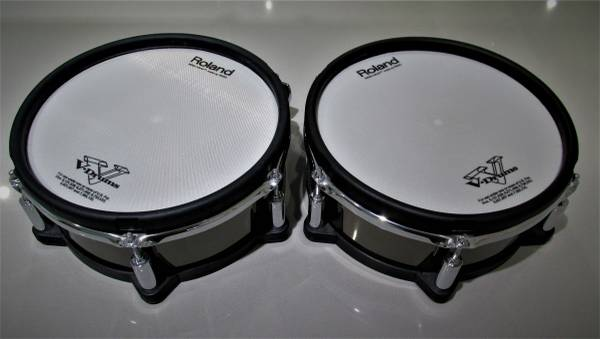 Photo ROLAND V-Drum mesh pads - $100 (Pensacola)