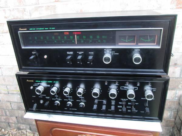 Photo Sansui AU-999TU-999 combo  Buying Highend, Vintage and Theater audio - $950 (Pensacola)