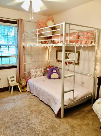 Photo Twin Loft Bed New - $225 (West Mobile)