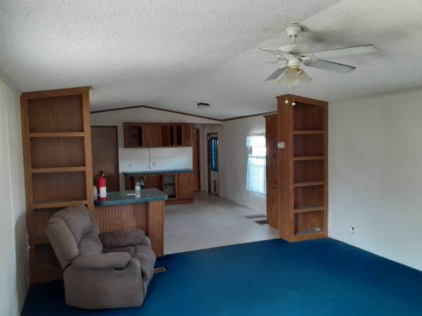 Photo USED 3 BEDROOM SINGLE WIDE MOBILE HOME FOR SALE (PENSACOLA FL.)