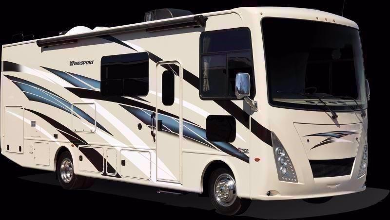 Photo 2021 Thor Motor Coach Windsport WINDSPORT 29M
