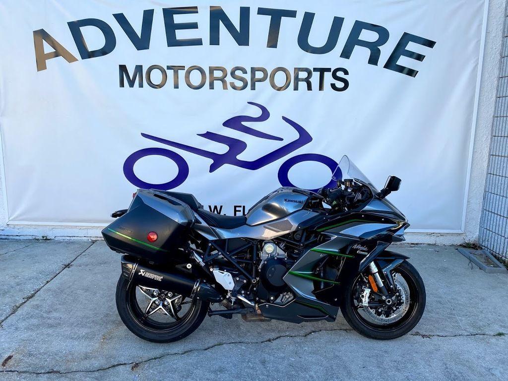 Photo 2019 Kawasaki Ninja H2 SX SE Plus $21391