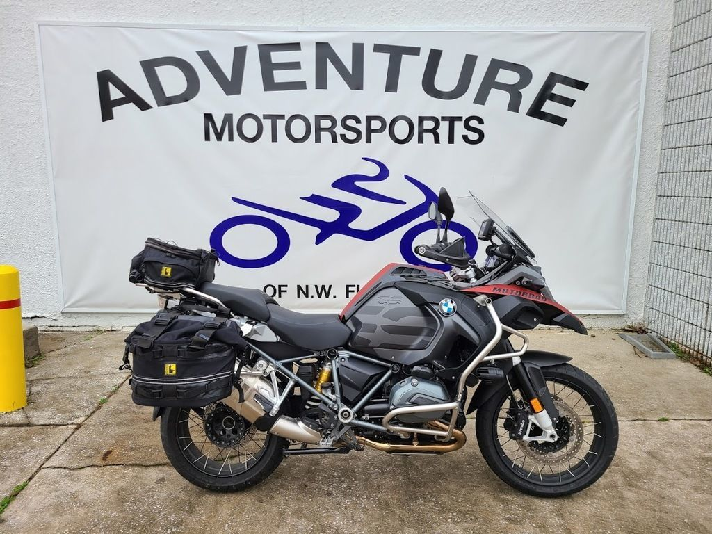 Photo 2017 BMW R 1200 GS Adventure Premium Low Suspension Black Storm $18995