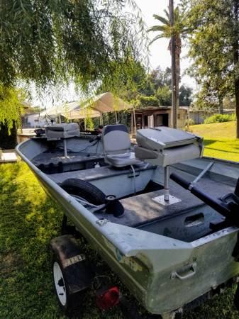 Photo 14396quot Valco Aluminum Boat - $3,000 (Hughson)