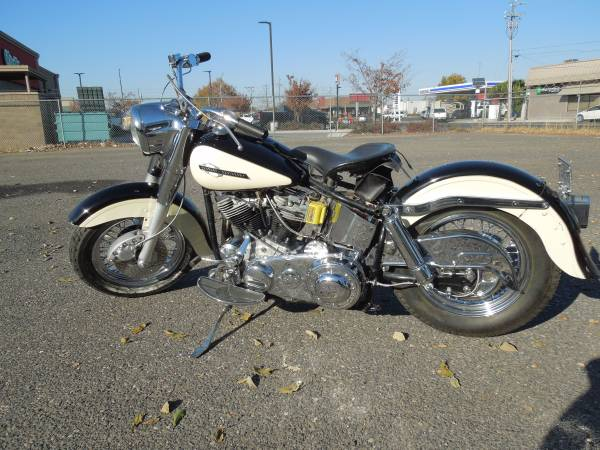 Photo 1964 NUMBERS MATCHING HARLEY DAVIDSON PANHEAD MUST SEE - $15,000 (Oakdale)