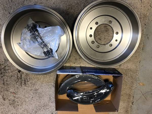 Photo 1979 Toyota FJ40 Land Cruiser rear brakes - $100 (Oakdale Ca)
