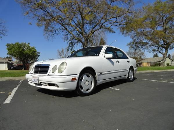Photo 1997 Mercedes-Benz E420 quotSportquot - $2000 (Turlock)