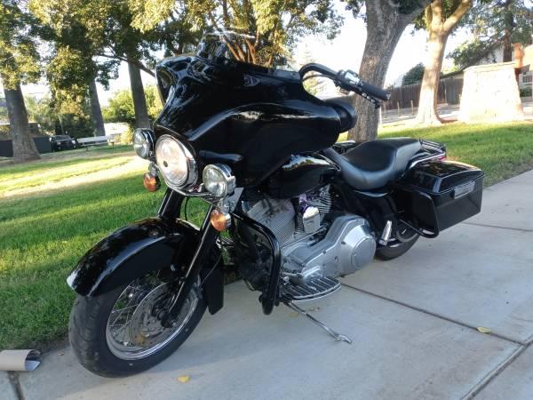 Photo 2000 Harley-Davidson Street Glide READ AD , rides great, July 2022 - $7,500 (Riverbank)