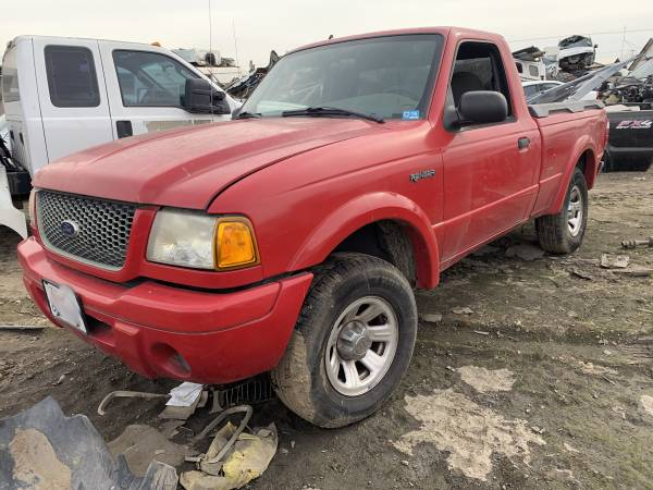 Photo 2002 Ford Ranger (Parting Out) (Modesto)