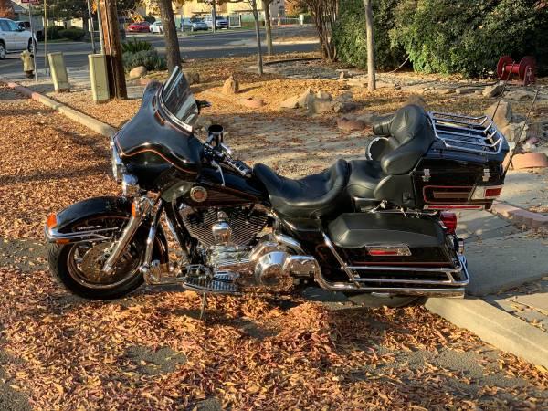 Photo 2002 Harley Davison ultra classic - $7,500 (TURLOCK)