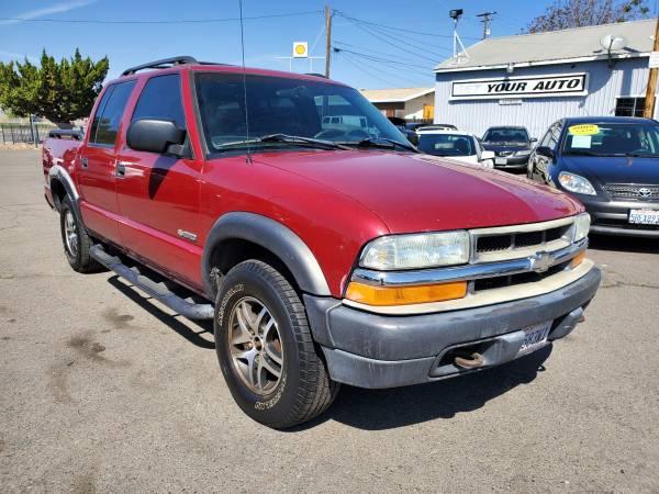 Photo 2003 Chevrolet S10 - $5,499 (Ceres)
