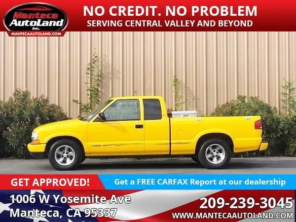 Photo 2003 Chevrolet S-10 - $5,995