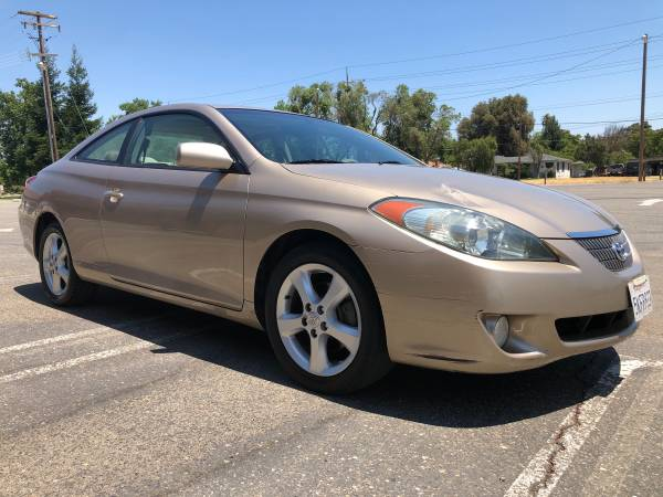 Photo 2004 Toyota solara ONLY 120k miles Clean CARFAX LIKE NEW - $4,500 (Special this week only thank you)