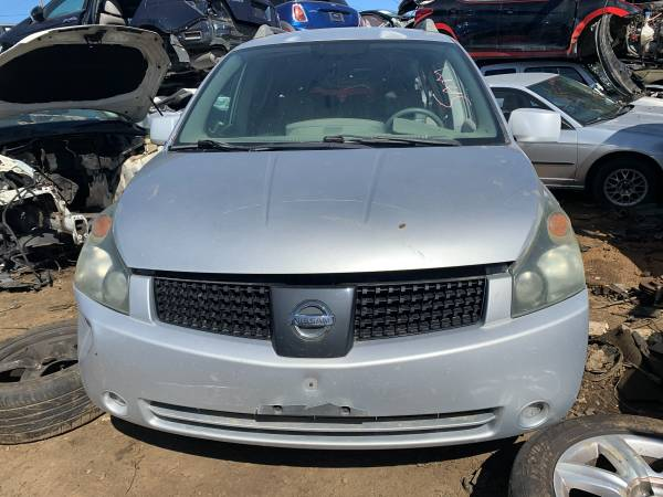 Photo 2005 Nissan Quest (Parting Out) (Modesto)