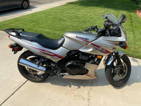 Photo 2007 Kawasaki Ninja - $2,700 (Hughson)