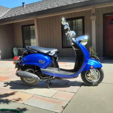 Photo 2007 Yamaha Vino 125 - $1,750 (Oakdale)