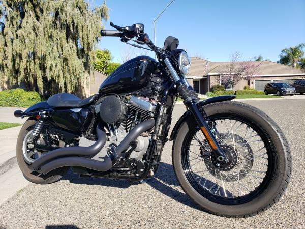 Photo 2008 Harley-Davidson Sportster 1200 - $10,000 (Turlock)