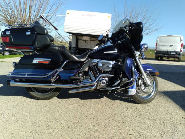 Photo 2010 Harley Davidson Electra glide ultra unlimited flhtk - $13,500 (oakdale)