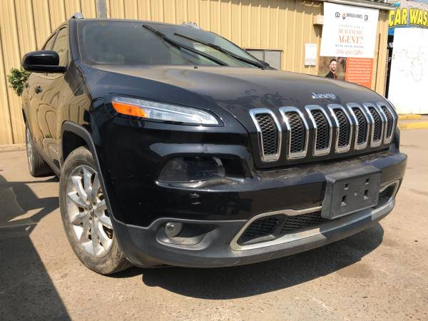 Photo 2015 Jeep Cherokee parting out - $1