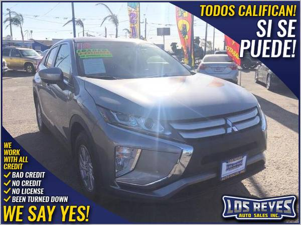 Photo 2018 Mitsubishi Eclipse Cross ES Sport Utility 4D (- All Credit Accepted - Approval in Minutes)