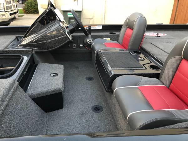 Photo 2018 Ranger RT198P Bass Boat - $29,200 (Modesto)