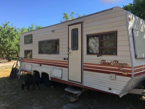 24 ft. Road ranger travel trailer - $3500 (Ceres)   RV ...