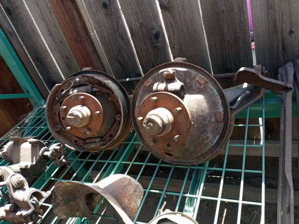 Photo 59-64 Impala (Suspension Parts) - $1 (Oakdale Ca)