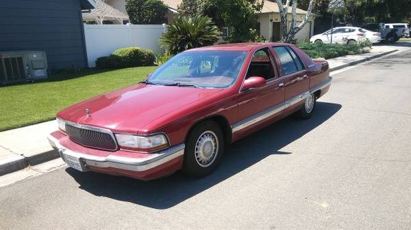 Photo Buick roadmaster 2500 or trade - $2500 (Turlock)