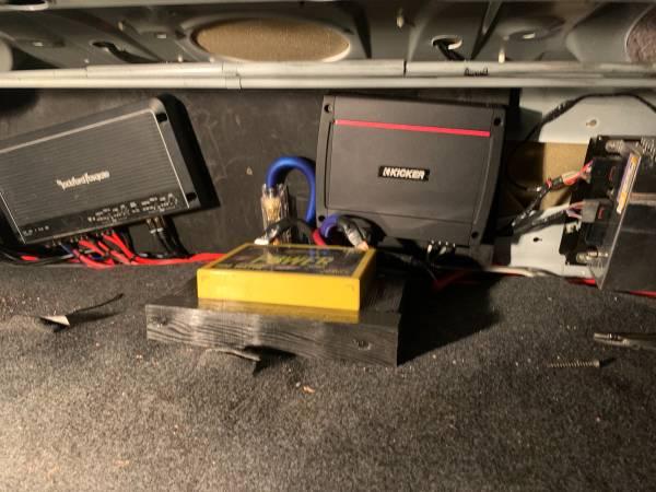 Photo Car audio installation - $122 (Modesto ca)