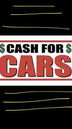Photo Cash for your Vehicle - Buying Vehicles 4 CASH - $1 (Turlock - Modesto)