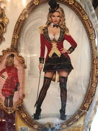 Photo Costume - Big Top Tease - $65 (Modesto)
