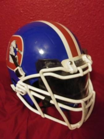 Photo Denver Broncos Helmet - $350 (Turlock)
