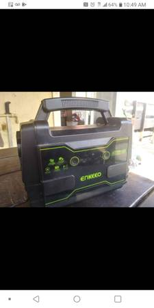Photo Enkeeo 12v Portable Power Converter - $100 (Riverbank)