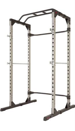 Photo Fitness power cage - $250 (Modesto)