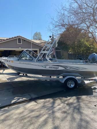 Photo Hewes Craft fishing boat - $40,000 (Escalon)