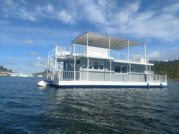 Photo Houseboat for Sale on Lake McClure - $115000 (Lake McClure)