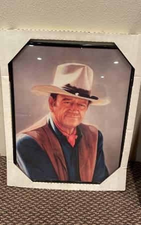 Photo John Wayne the Duke - $7 (Hickman)