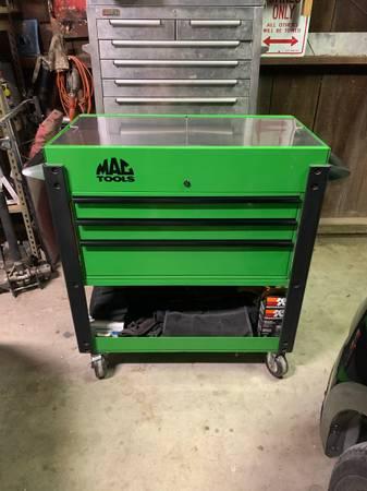 Photo Mac Tools tool cart - $800 (Modesto)