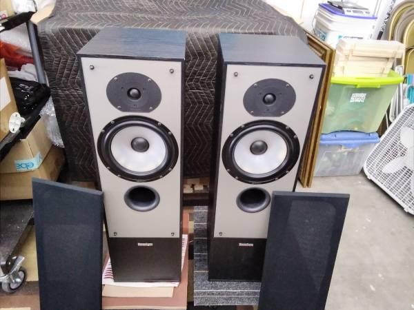 Photo Paradigm 5se mk3 speakers - $180 (modesto)