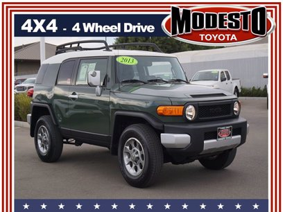 Photo Used 2013 Toyota FJ Cruiser 4WD for sale