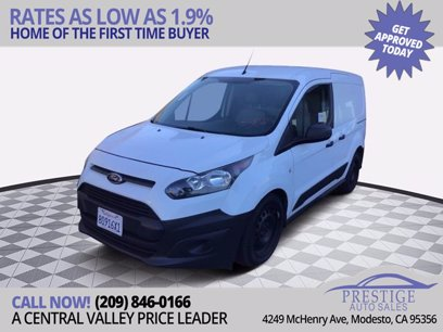 Photo Used 2015 Ford Transit Connect XL for sale