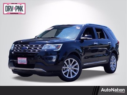 Photo Used 2016 Ford Explorer 4WD Limited for sale