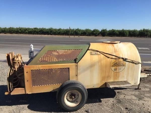 Photo Used AgTec Orchard Sprayer - $3950 (Modesto)