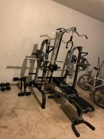 Photo Weider Pro Weights - $2,250 (Turlock CA)