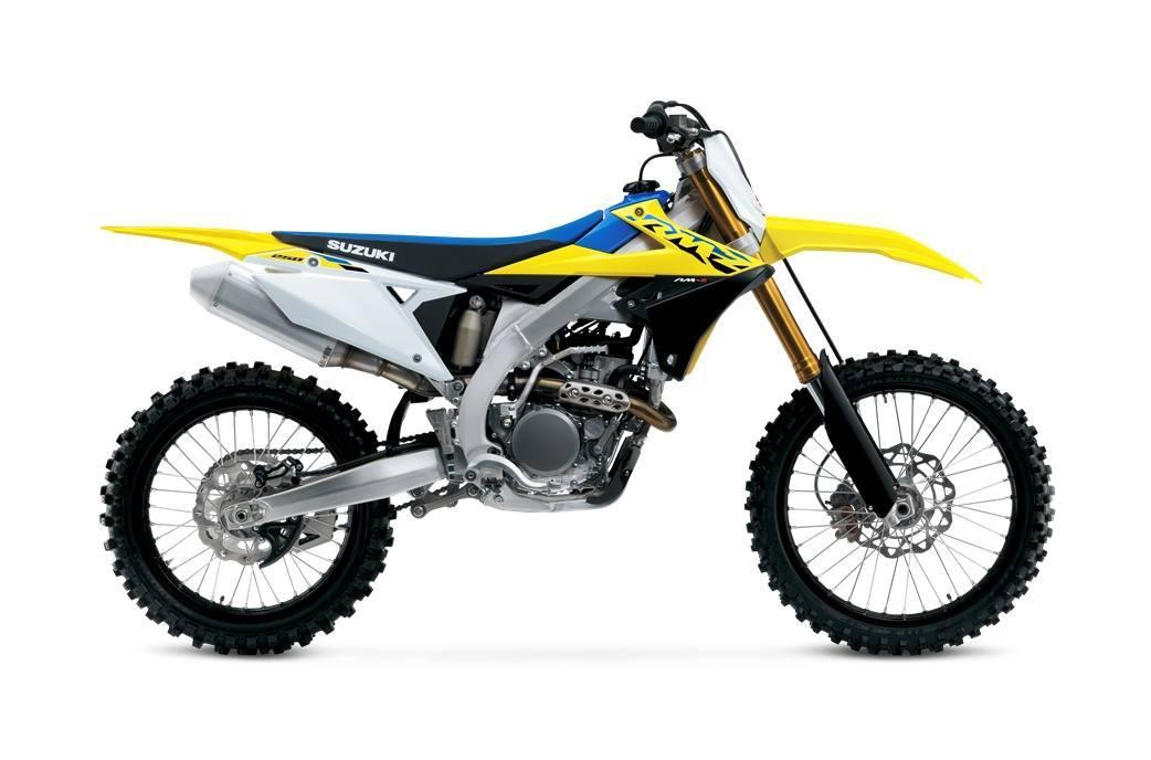 2021 Suzuki RM-Z250 $7899