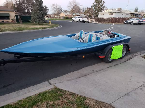 Photo DONT MISS THIS DEAL  JET BOAT FULLY RESTORED - $7,000 (Visalia)