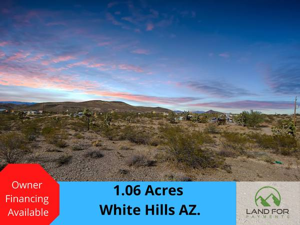 Photo 1.06 Acres in White Hills AZ. Great access  Majestic Views (White Hills)