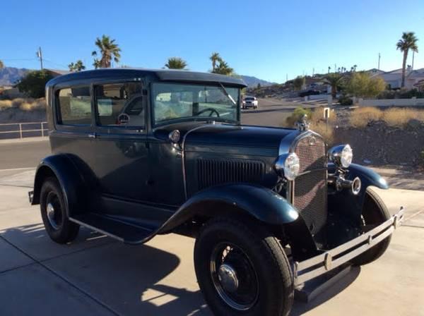 Photo 1930 Model A Ford - $15,000 (Lake Havasu City)