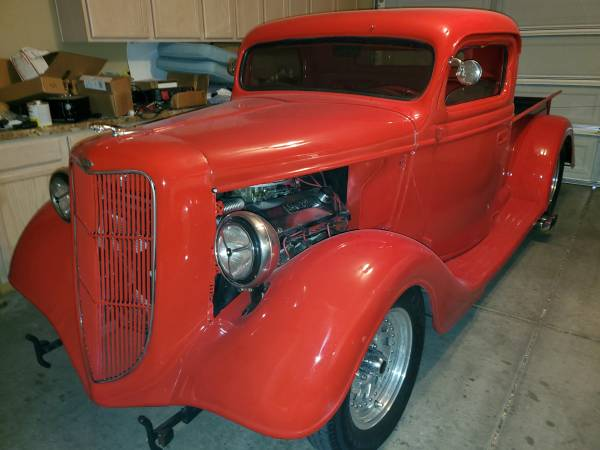 Photo 1936 prostreet ford trades with cash - $57,900 (Surprise)